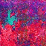 abstrakcjonistycznego tła jaskrawy kolorowy Obrazy Royalty Free