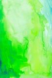 abstrakcjonistycznego tła kolorowa akwarela Obraz Stock