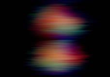 abstrakcjonistycznego tła kolorowa linia Zdjęcie Stock