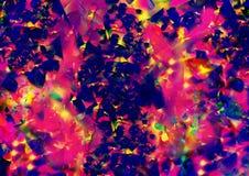 abstrakcjonistycznego t?a kolorowa tekstura obraz royalty free