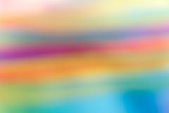 abstrakcjonistycznego tła kolorowi horyzontalni lampasy Zdjęcie Stock