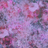 abstrakcjonistycznego tła kolorowy kwiecisty Zdjęcie Stock