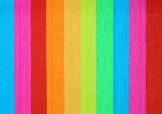 abstrakcjonistycznego tła kolorowy papier Zdjęcia Royalty Free