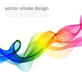 abstrakcjonistycznego tła kolorowy wektor Zdjęcia Stock