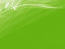 abstrakcjonistycznego tła kwiecista zieleń royalty ilustracja