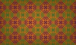 abstrakcjonistycznego tła kwiecisty bezszwowy Fotografia Stock