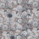 abstrakcjonistycznego tła kwiecisty wzór Zdjęcia Stock