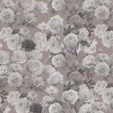 abstrakcjonistycznego tła kwiecisty wzór Zdjęcia Royalty Free