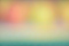 abstrakcjonistycznego tła rozmyty colourful Zdjęcia Stock
