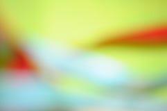 abstrakcjonistycznego tła rozmyty colourful Obrazy Stock