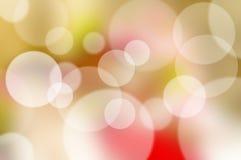 abstrakcjonistycznego tła rozmyty kolorowy Zdjęcie Stock