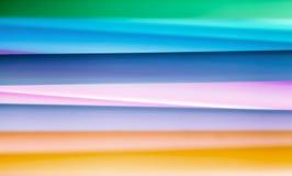 Abstrakcjonistycznego tła widma kolorowa linia Obrazy Royalty Free