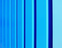 abstrakcjonistycznego tła błękitny materialna stalowa tekstura Fotografia Stock