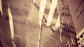 Abstrakcjonistycznego tekstury tła wielo- ekspozycja Fotografia Stock