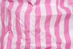 abstrakcjonistycznego torby cukierku retro lampasa cukierki Obraz Royalty Free