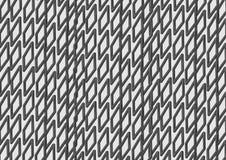 Abstrakcjonistycznego trójboka biały i szary Wektorowy wzór Obraz Royalty Free