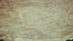 Abstrakcjonistycznego wizerunku tła rozjarzone cząsteczki zdjęcie wideo