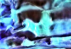 Abstrakcjonistycznej akwareli alkoholu inc t?a akrylowa tekstura obrazy royalty free