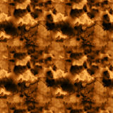 Abstrakcjonistycznej akwareli bezszwowy deseniowy tło Tajemniczy mglisty niebo Zdjęcia Stock