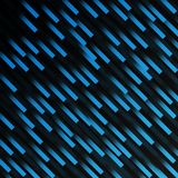 Abstrakcjonistycznej błękitnego lampasa linii geometryczny deseniowy projekt, przedstawia dla deseniowej sztuki pracy grafiki ilustracji