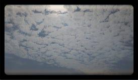 Abstrakcjonistycznej chmury tekstury tła niedźwięczny szablon dla strony internetowej, abstrakcjonistyczny ewidencyjny grafika sz fotografia royalty free