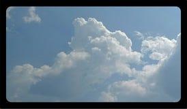 Abstrakcjonistycznej chmury tekstury tła niedźwięczny szablon dla strony internetowej, abstrakcjonistyczny ewidencyjny grafika sz obrazy royalty free