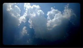 Abstrakcjonistycznej chmury tekstury tła niedźwięczny szablon dla strony internetowej, abstrakcjonistyczny ewidencyjny grafika sz obrazy stock