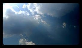 Abstrakcjonistycznej chmury tekstury tła niedźwięczny szablon dla strony internetowej, abstrakcjonistyczny ewidencyjny grafika sz fotografia stock