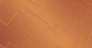 Abstrakcjonistycznej geometrycznej r??y z?oty backgroundfoil tafluje tekstury p?tli t?a 3D bezszwowego rendering zbiory