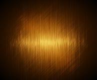 Abstrakcjonistycznej gradient linii ciepły pomarańczowy tło Fotografia Stock