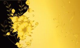 abstrakcjonistycznej kwiatu ilustraci różany ślub Zdjęcia Royalty Free