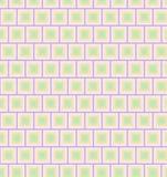 Abstrakcjonistycznej pastel zieleni purpur koloru żółta tapeta Obrazy Royalty Free