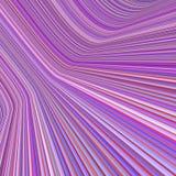 Abstrakcjonistycznej purpurowej czerwieni pasiasty tło Obrazy Stock