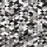 Abstrakcjonistycznej sieci czarny i biały wektorowy tło Obraz Stock