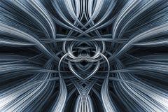 abstrakcjonistycznej sztuki grafiki tapeta Fotografia Stock