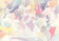 Abstrakcjonistycznej sztuki nakreślenia tekstura Kolorowe linie cyfrowo rysować struktura kolorowa nowożytna grafika abstrakcjoni zdjęcia stock