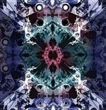 Abstrakcjonistycznej sztuki obrazek Fotografia Royalty Free