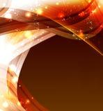 abstrakcjonistycznej sztuki tła pomarańcze Obraz Stock