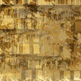 abstrakcjonistycznej sztuki tła grafiki grunge Obraz Royalty Free