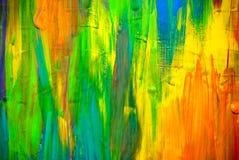 Abstrakcjonistycznej sztuki tło. Zdjęcie Royalty Free