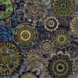 abstrakcjonistycznej sztuki tła grunge rocznik Obraz Stock