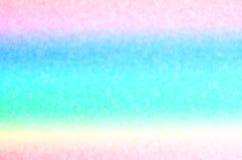 Abstrakcjonistycznej tęczy bokeh pastelowy tło obraz royalty free