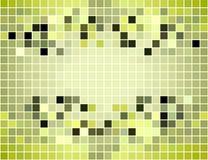 abstrakcjonistycznej tła mozaiki bezszwowy kwadrat taflujący Fotografia Stock