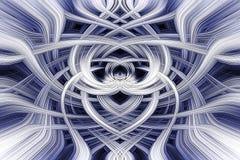abstrakcjonistycznej tła tapeta grafiki sztuki Zdjęcie Royalty Free