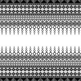 Abstrakcjonistycznej tekstury bezszwowy wzór Obrazy Royalty Free