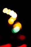 abstrakcjonistyczni światła Obrazy Stock