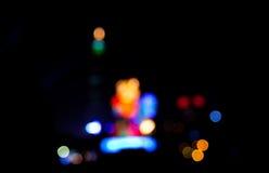 abstrakcjonistyczni światła Zdjęcie Royalty Free