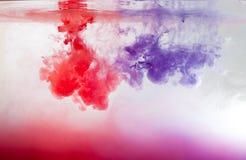 abstrakcjonistyczni barwy Obrazy Stock