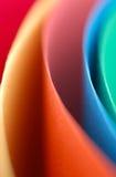 abstrakcjonistyczni barwy Obraz Stock