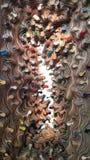 abstrakcjonistyczni barwy Fotografia Stock